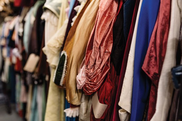Rooke costume collection