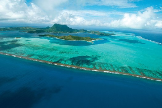 Cruising Tahiti and French Polynesia   Duke