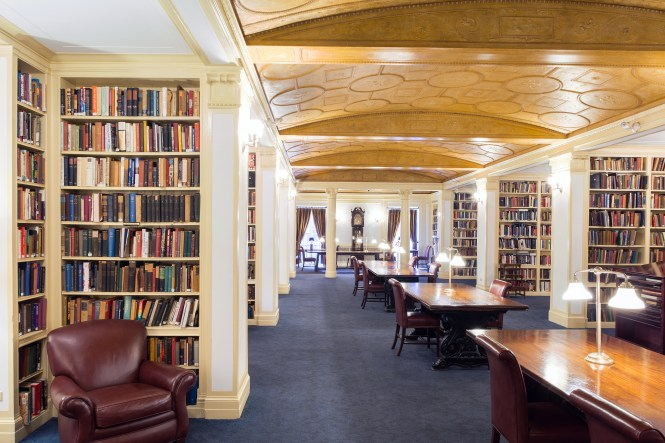 Neolavish Mr Morgan 39 S Library Seats 60 For Dinner And 150 A Reception Available To Corporate Members Donors Insutions Are Attracting More