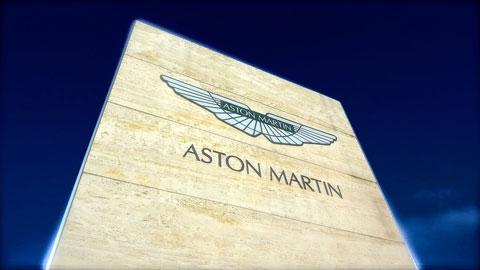 Marca de coches Aston Martin