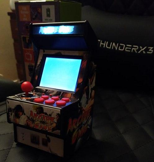 Análisis Completo de la New Street Fighter Home Arcade.