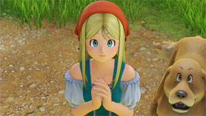 Emma de Dragon Quest XI