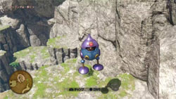 Pear Mobile en Dragon Quest XI