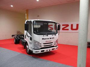 ISUZU M-21 en el Salón del Automóvil de Lugo 2018