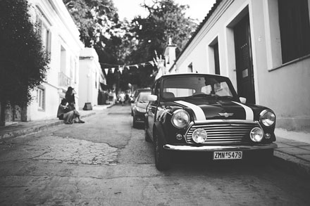 Marca de coches Mini