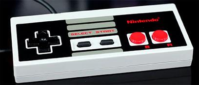 Mando Nintendo original