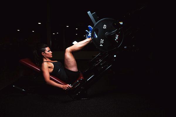 Detalles de la rutina de volumen e intensidad para ganar masa muscular