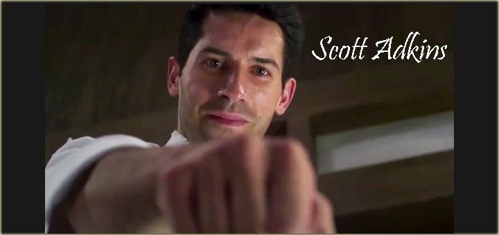 Actores Expertos en Artes Marciales: Scott Adkins