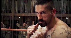 Scott Adkinds en el papel de Yuri Boyka.