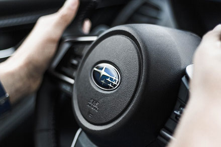 Marca de coches Subaru