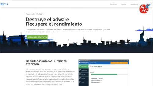 Descargar Malwarebytes AdwCleaner