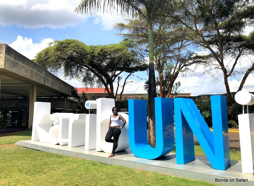 United Nations Office Nairobi-A Tour