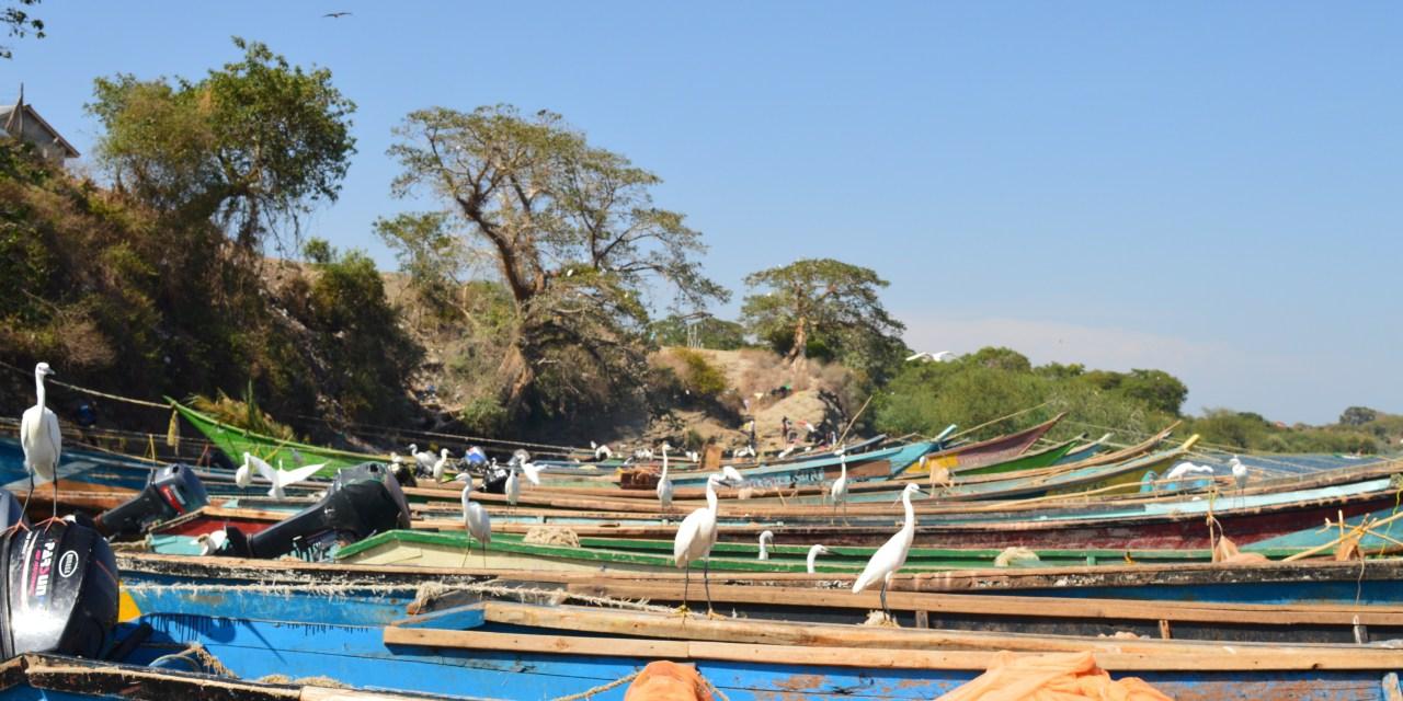 Litare Fishing Village-Homabay,Lake Victoria Kenya.
