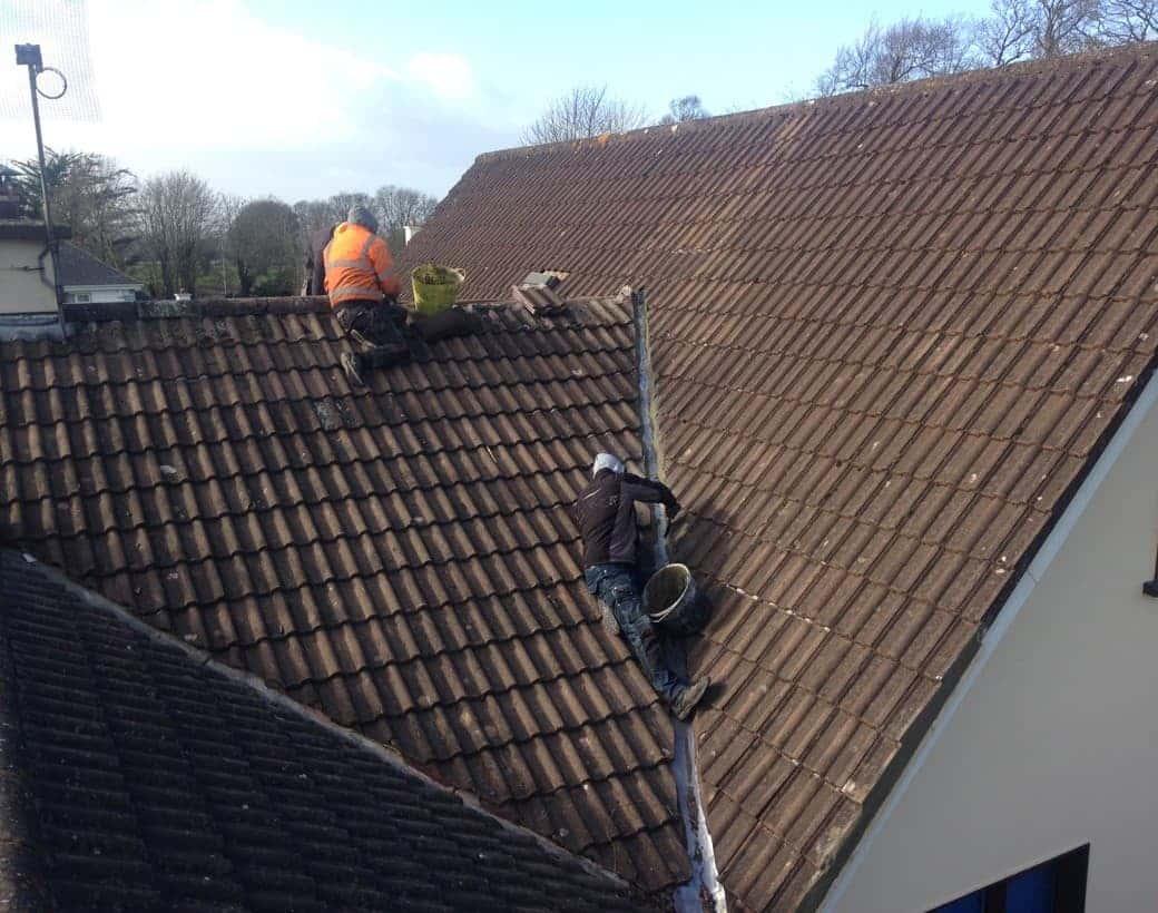 Roof Repairs Castle Troy Limerick