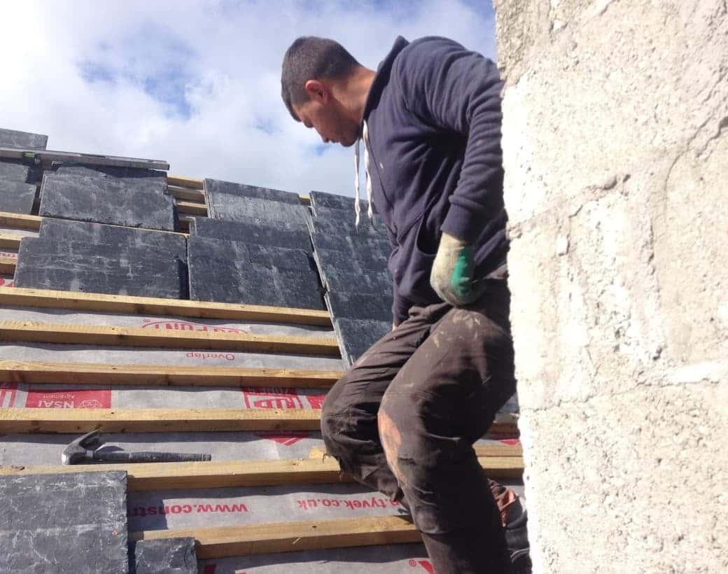 Limerick City Roof Repairs