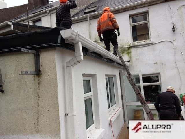 Gutter and Fascia Cleaning Cork