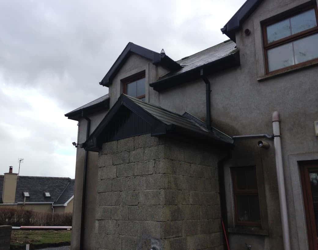 Old Stone House Roofed Bandon