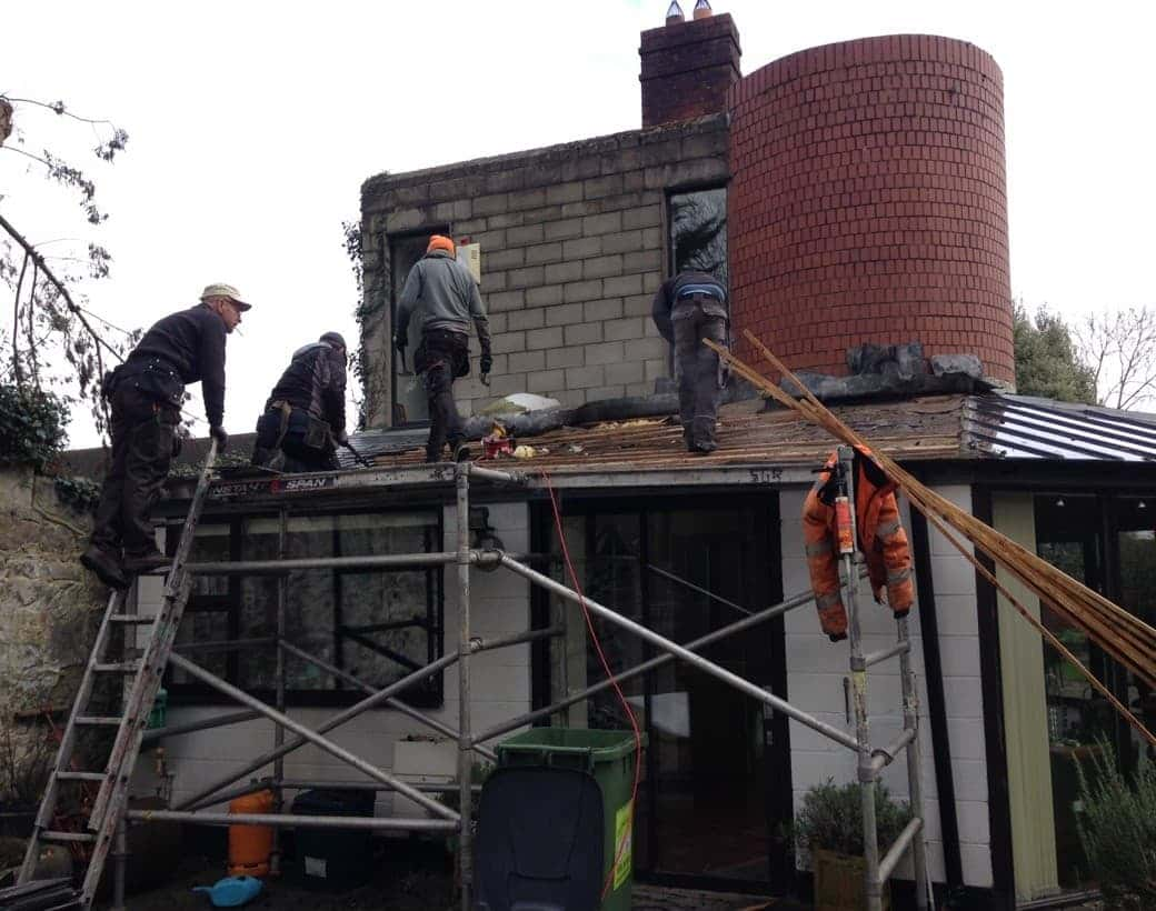 Roofing Extensions Limerick