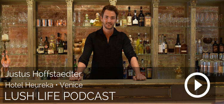 Justus Hoffstaedter, Hotel Heureka, Venice – How to prepare for managing a castle in the future