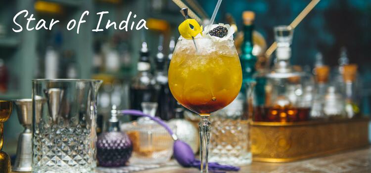 Star of India, Vijay's Bar, London
