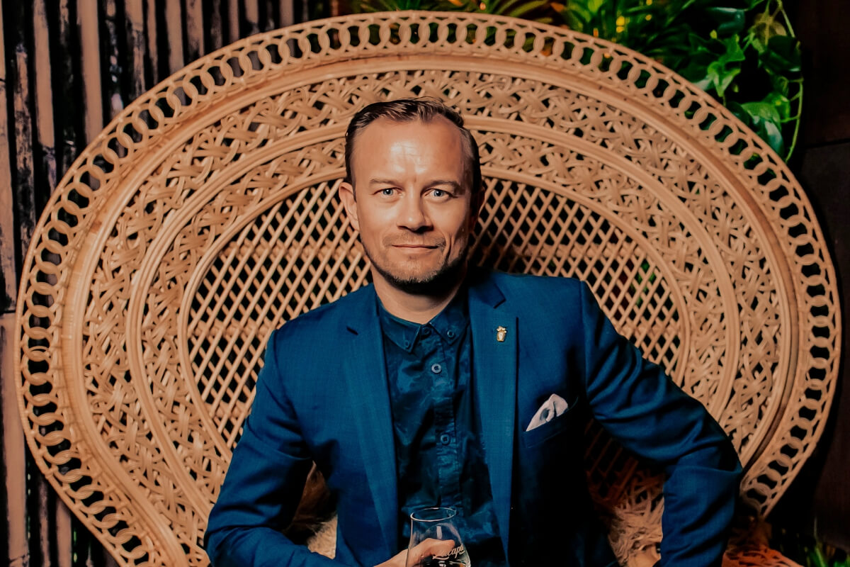 Diageo Reserve has appointed Jason Clark as the new Brand Ambassador for its premium Scotch whisky, Talisker.