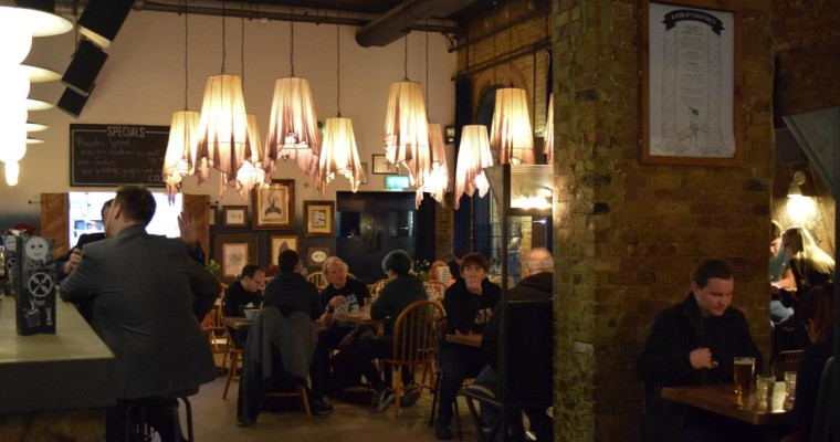 Oslo – the Scandi bar in Hackney Central, London