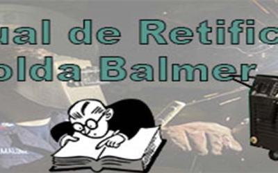 Manuais de retificador de solda Balmer