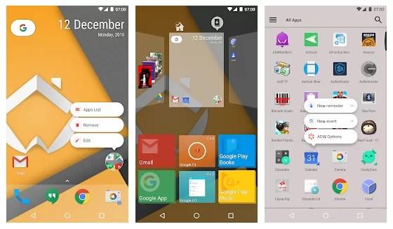 image 16 - 10 Launcher Terbaik HP Android