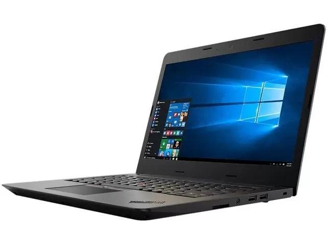 Lenovo ThinkPad E470 - 10 Rekomendasi Laptop Terbaik untuk Programmer