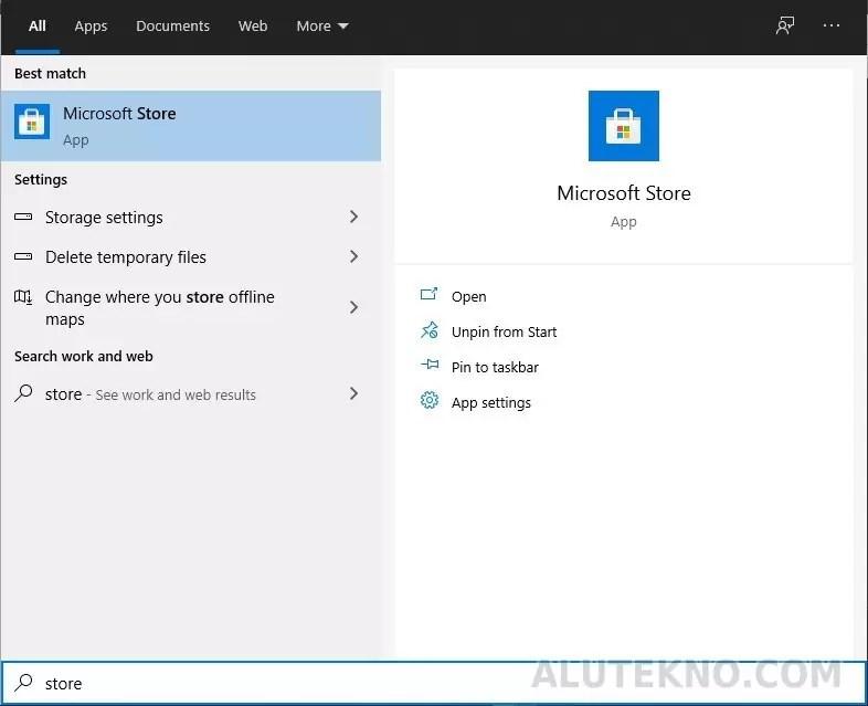 microsoft store - 2 Cara Install Termux di PC Tanpa Emulator (Termux for PC)