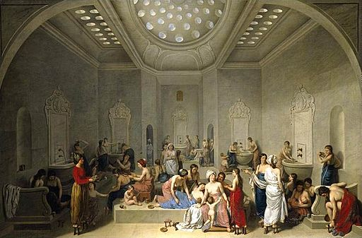 Hammam: A ritual in bathing