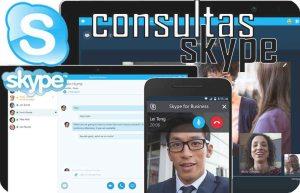 consulta skype