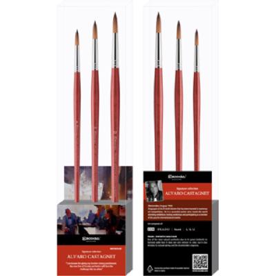 Escoda Synthetic Brush Set