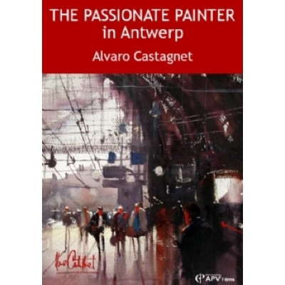 The Passionate Painter in Antwerp