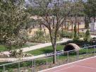 Jardín con huerto en Instituto de Navalcarnero