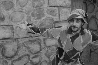 "Arlequín 2 ""La comedia del arte"""