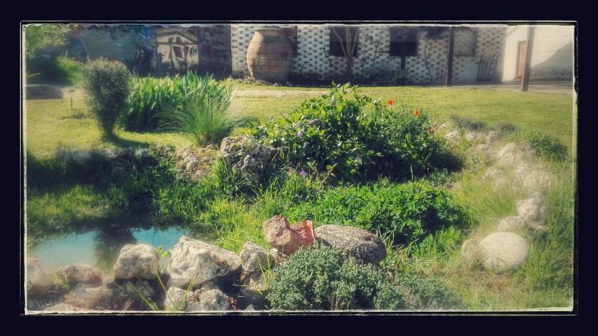 El Jardín de la Charca