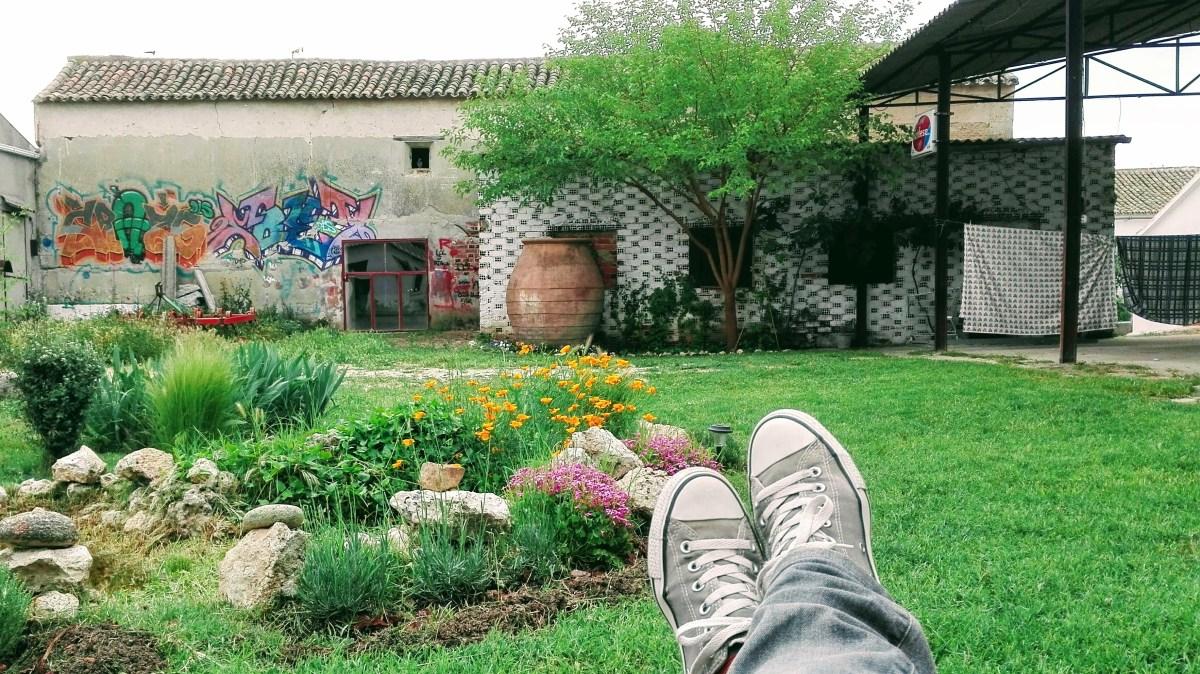 El Jardín de la Charca, mi entretenimiento