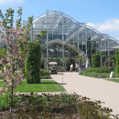 Jardín Wislwy de RHS. Exterior