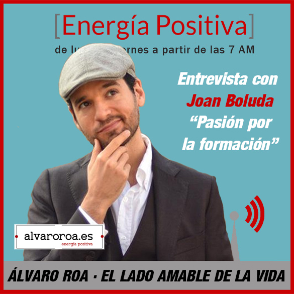 """244. Entrevista a Joan Boluda """"Pasión por la formación"""""""