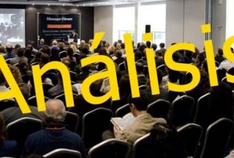 Análisis Estadístico del Manager Business Forum Valencia 2016