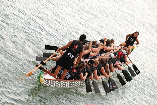 Commonwealth Championships of Dragon Boat Racing Penang, Malaysia EDBRC