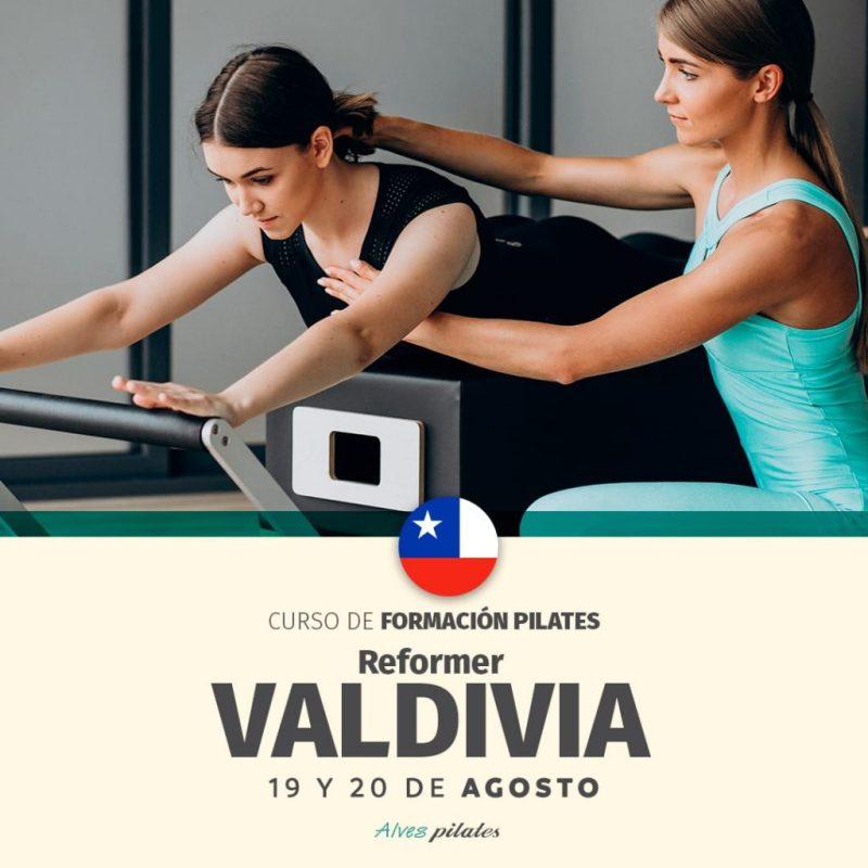 curso pilates reformer en valdivia fecha 2