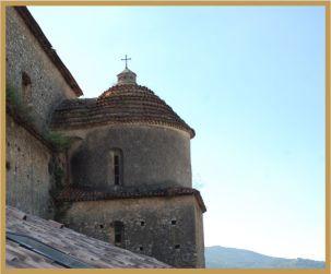 B&B Al Vicolo del Cilento - Veduta su chiesa madre di Felitto