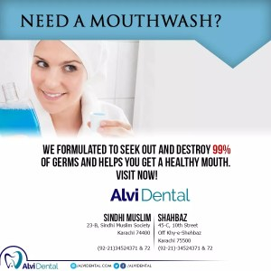 Alvi Dental Mouthwash