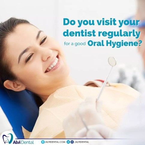 Do you visit your dentist regularly