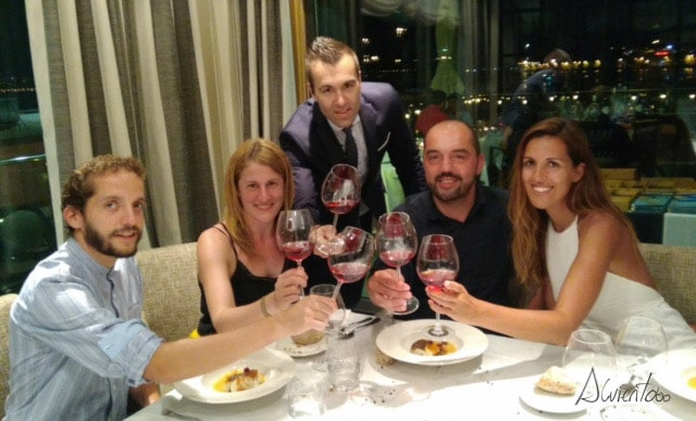 menu marina davila vino cena