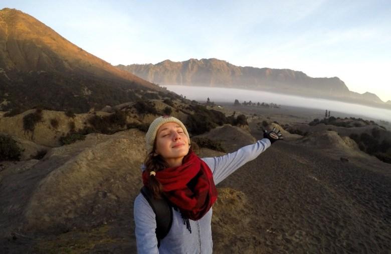 Tips Liburan Aman ke Kawah Gunung Bromo