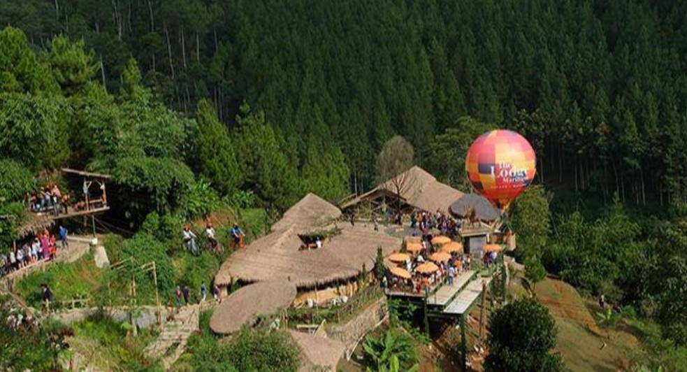 Hasil gambar untuk indahnya the lodge maribaya