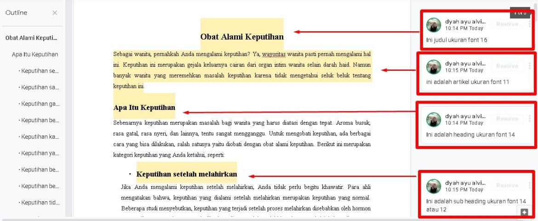 Lowongan Penulis Artikel 3